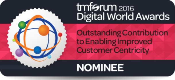 Eventus Module on this year's TM Forum list