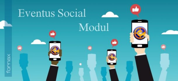 Social Eventus module – a new sharing type service of Fornax to be launched soon